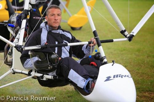 Jean-Michel SERRE champion de France 2014 ULM Pendulaire monoplace