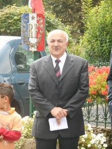 Daniel Forestier, maire de Saint-Ferréol des côtes