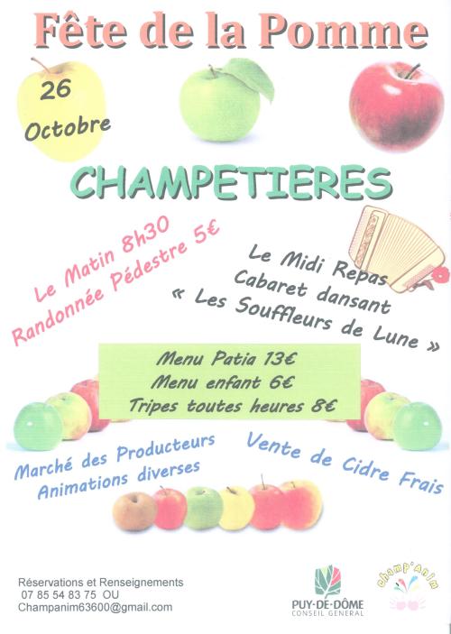 pommechampétières