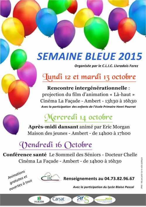 Affiche semaine bleue 2015 A4