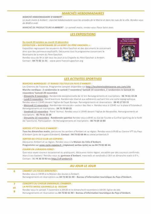 agenda NOVEMBRE POUR ENVOYER (2)