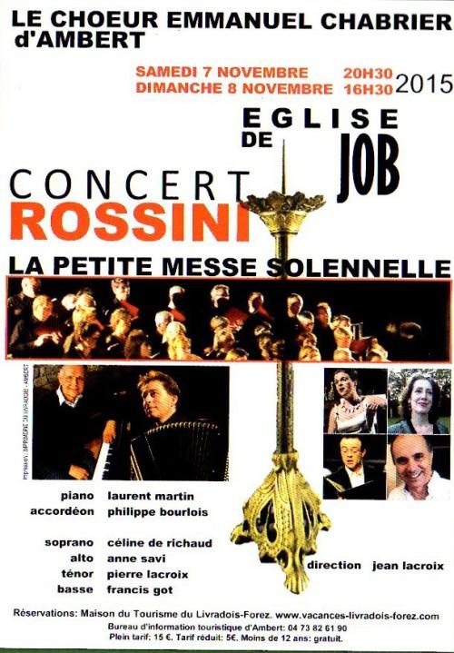 ROSSINI tract   4 11 15001
