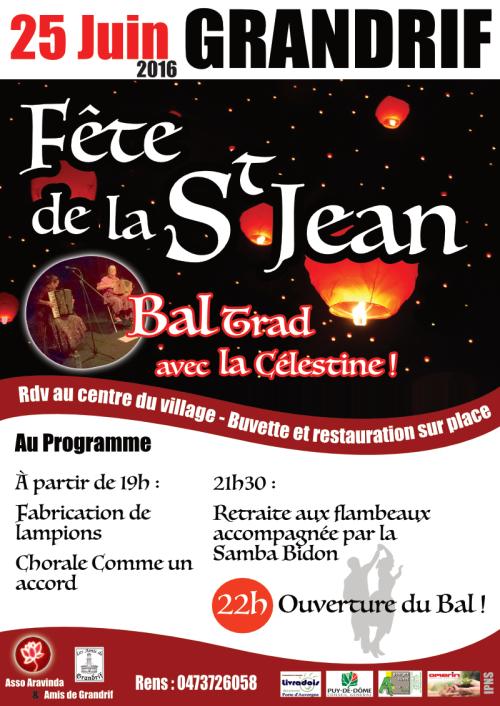 fête St-Jean affiche
