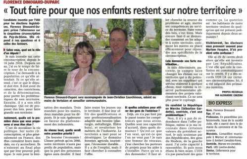gazette florence
