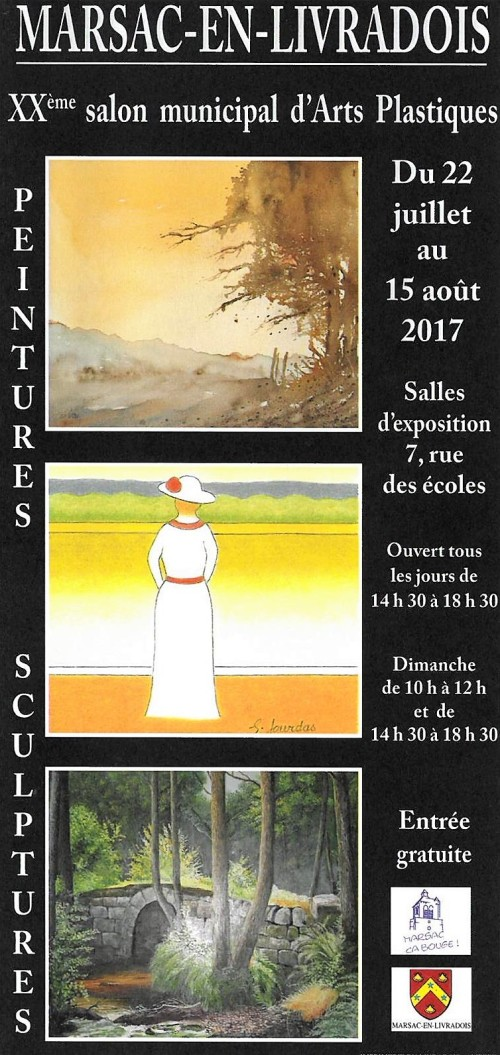 salon d'art p
