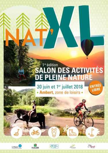 AFFICHE NAT XL 2018